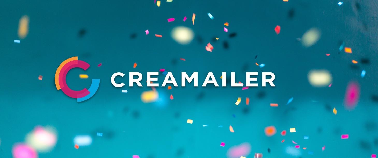 Nyt on syytä juhlaan – Creamailer täyttää 10 vuotta!