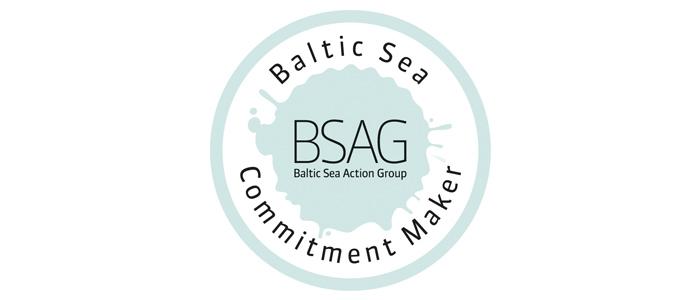 Creamailer tukee Itämeren hyväksi tehtävää työtä