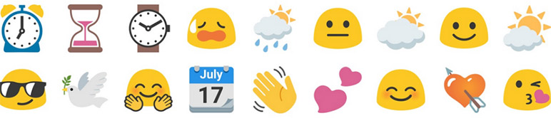 Gmail - Emoji