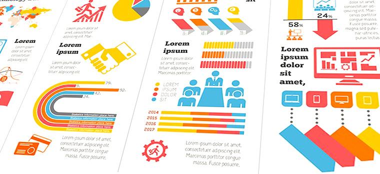 Herätä vastaanottajan huomio - käytä infograafia