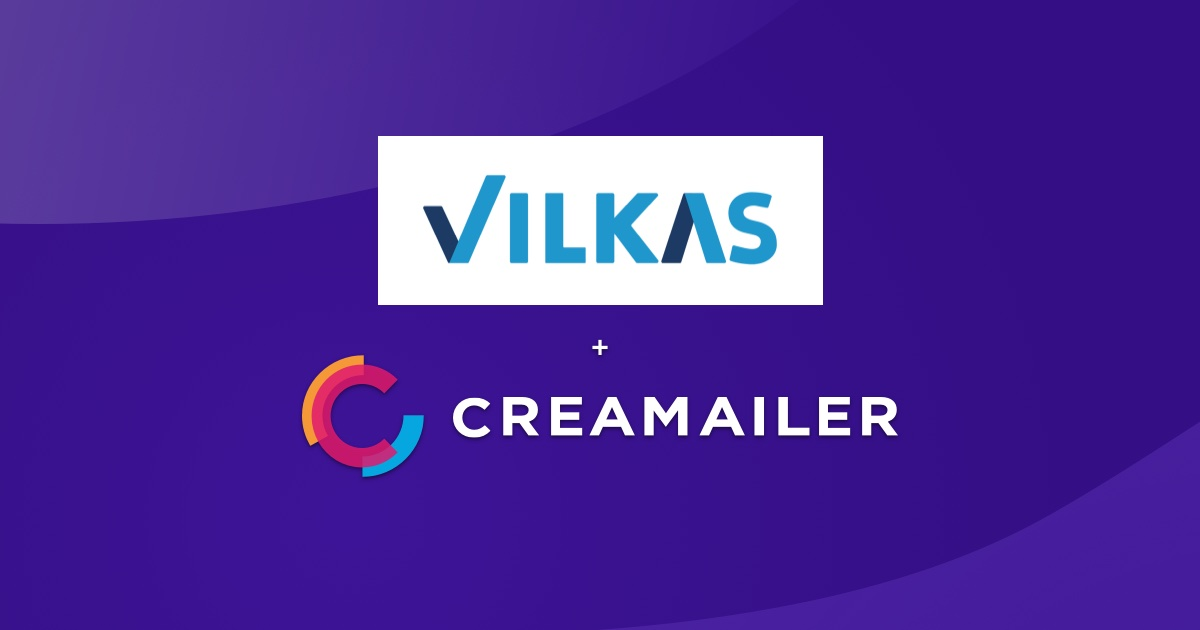 Creamailer + Vilkas